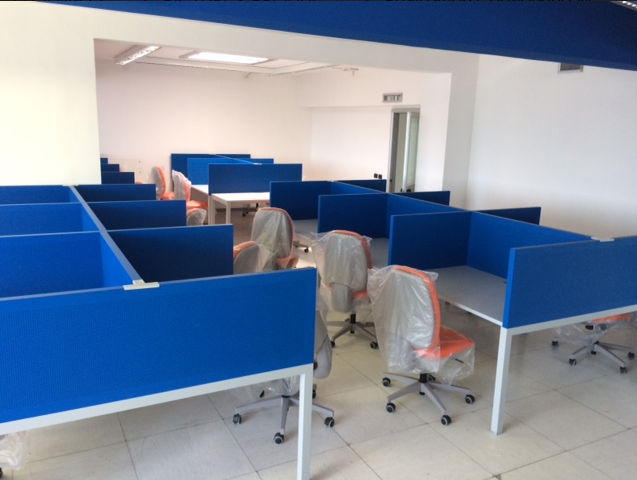 Coworking space-Wind call-center, Pescara