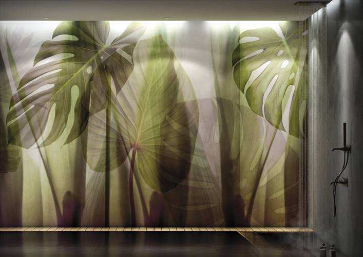 Wallpaper EQUATORIAL JUNGLE 3D Textures