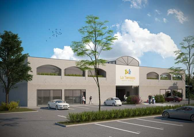 Restyling shopping center | Re | Italy