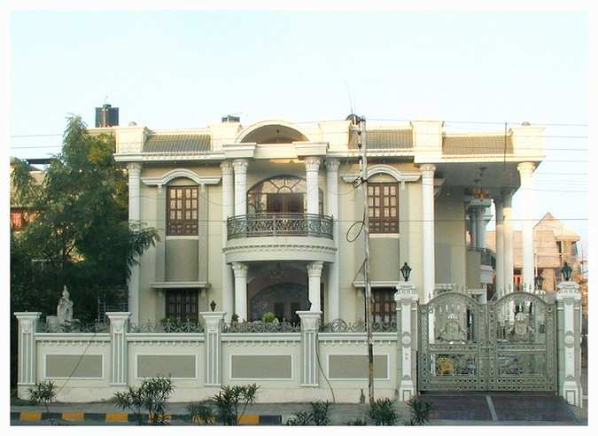 Goyal's Bungalow at Indore