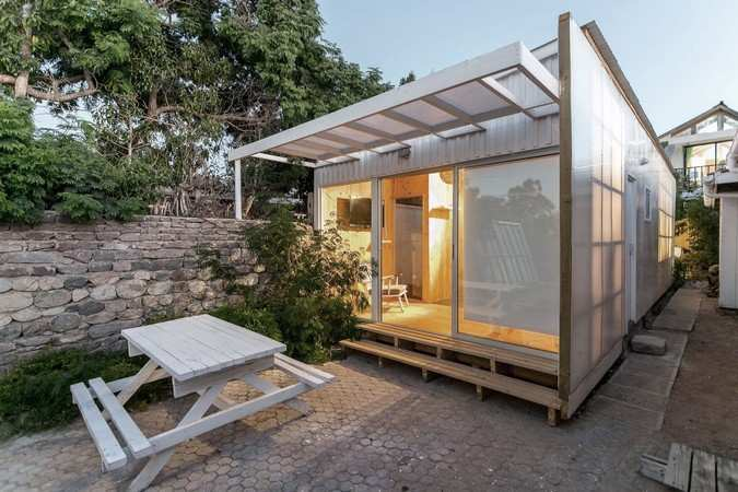 Chile Polycarbonate Cabin