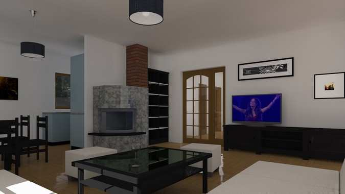 Living House - interior