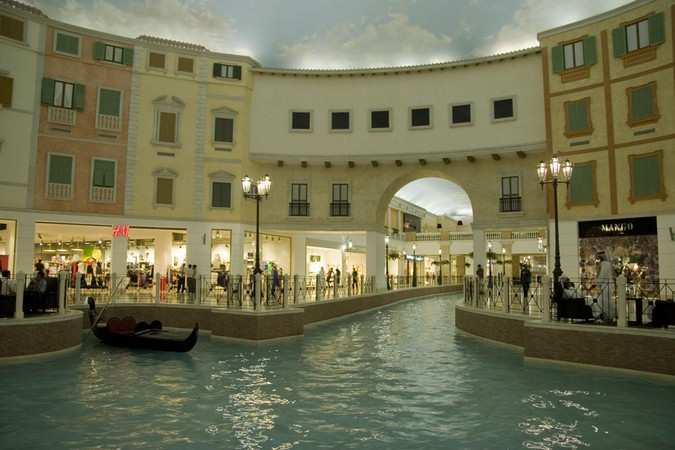 """Il Villaggo "" Mall (Doha-Qatar)"
