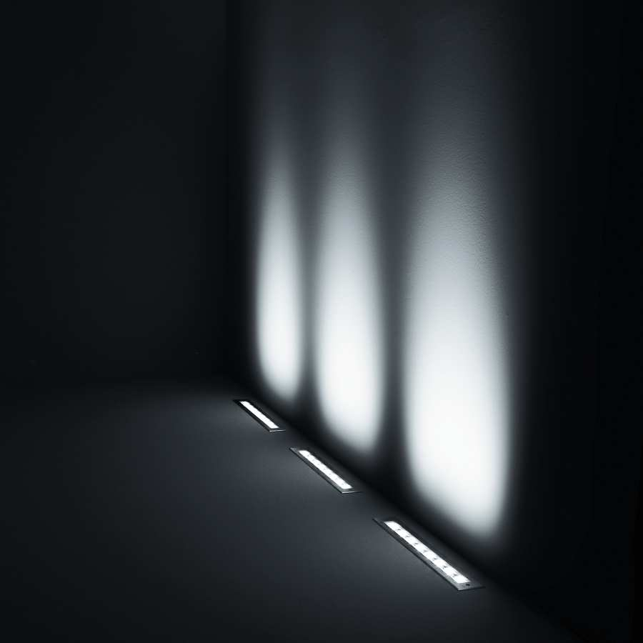 Panelling lights LINEAR WALK OVER 3D Models