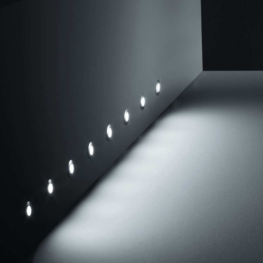 Wall recessed lamps NANOLED WALK RECESSED 3D Models
