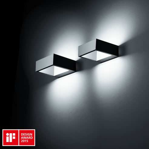 Wall lamps COOL SQUARE APPLIQUE 3D Models