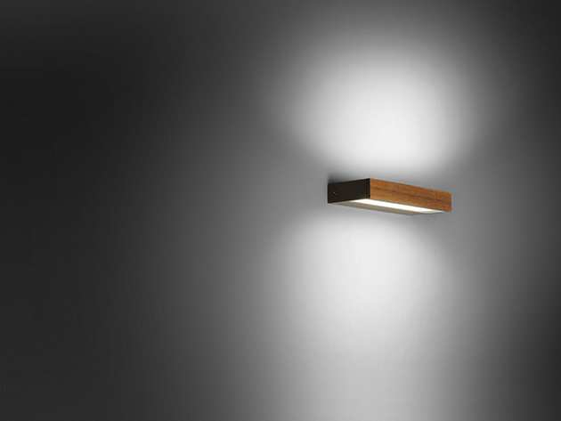 Wall recessed lamps LOOK WOOD APPLIQUE 3D Models
