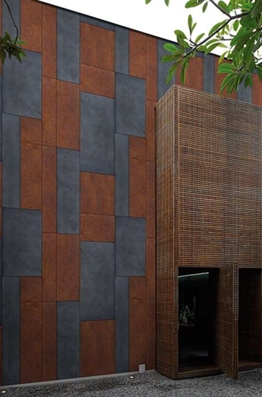 Exterior wallpaper 2017 - JULIAN 3D Models