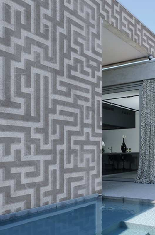 Exterior wallpaper 2013 - LABYRINTH 3D Models