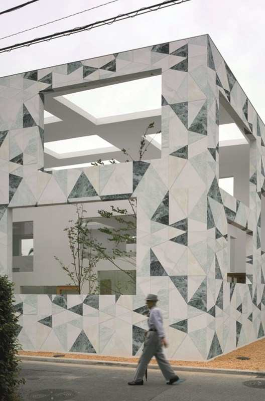 Exterior wallpaper 2014 - TECTONIC 3D Models