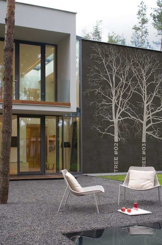 Exterior wallpaper 2013 - TREE 3D Models