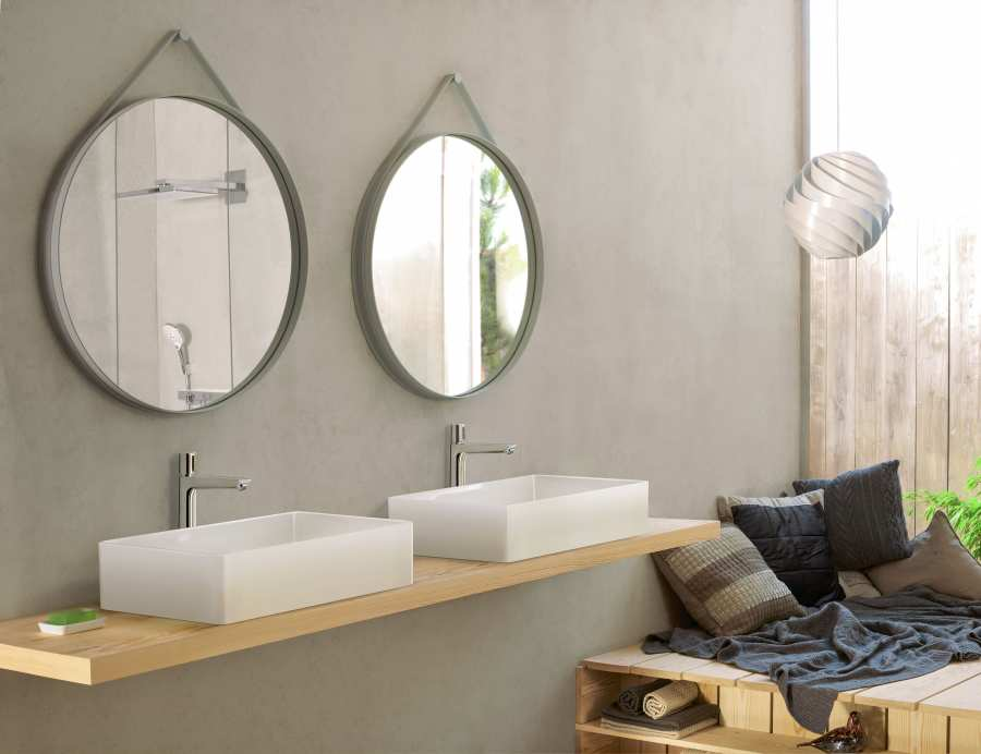 Bathroom taps Nuovo Talis 3D Models