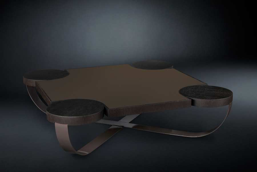Low tables SMALL TABLE DRUMMOND 3D Models