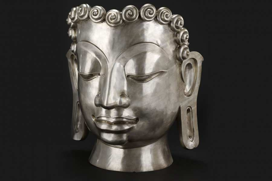 Decorative objects BUDDHA MASK 3D Models