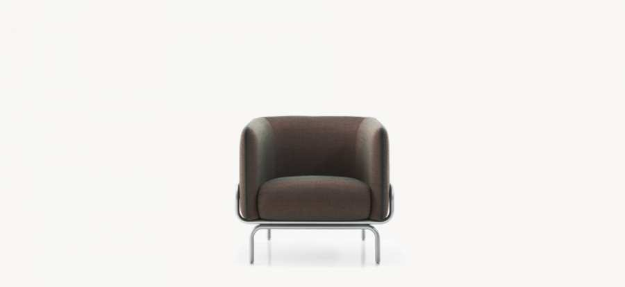 Armchairs Chandigarh 3D Models