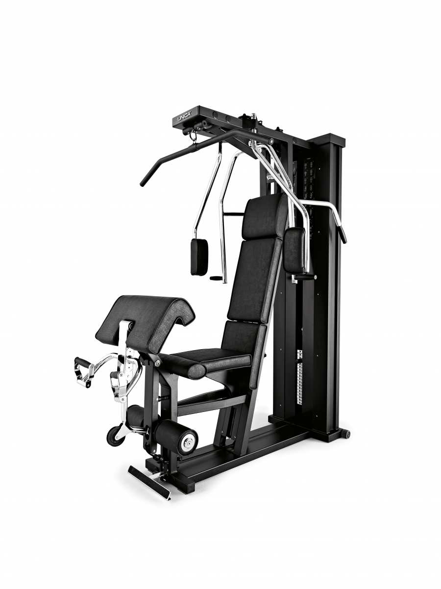 Multigym and cable stations HOME FITNESS STRENGTH - UNICA™ 3D Models
