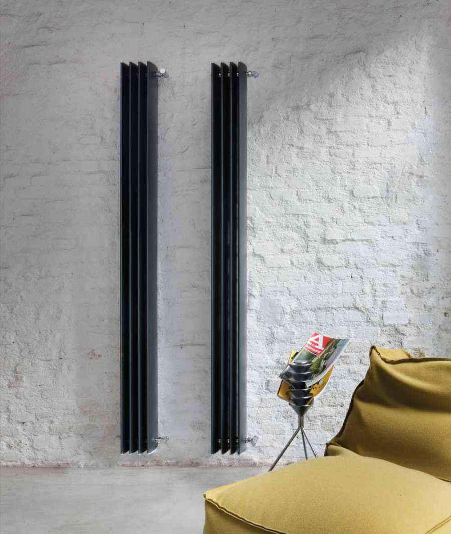 Radiators and decorative radiators Othello Zenith 3D Models