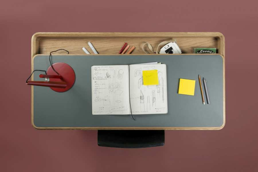 Writing desk Avio 3D Models