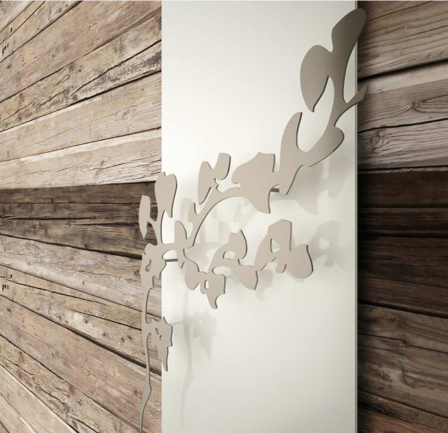 Radiators and decorative radiators Yin Nature Ribes 3D Models