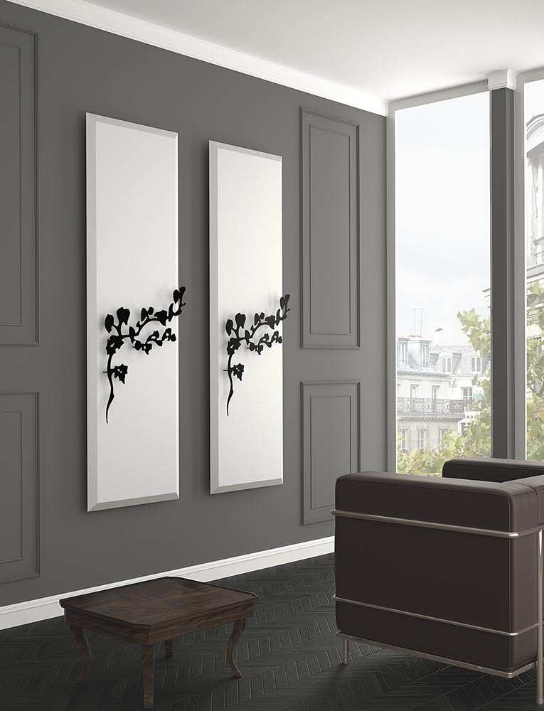 Radiators and decorative radiators Yang Nature Ribes 3D Models