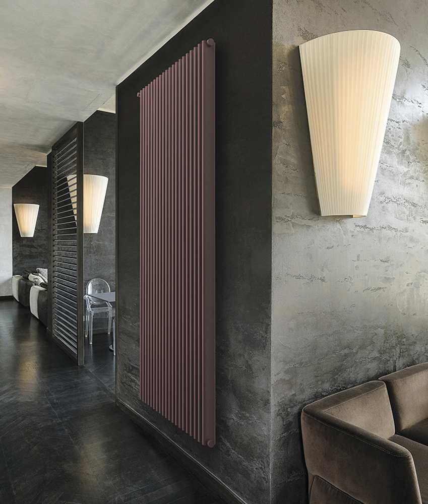 Radiators and decorative radiators Vega-2T 3D Models
