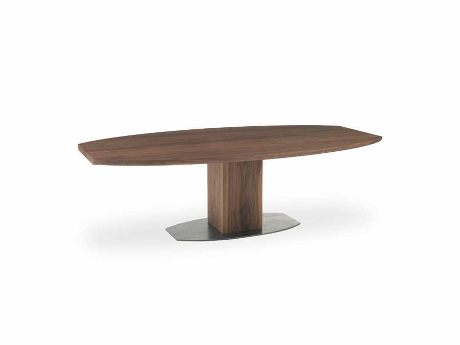 Tables Boss Basic Oval 3D Models