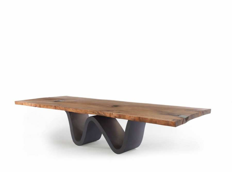 Tables Auckland Bree e Onda 3D Models