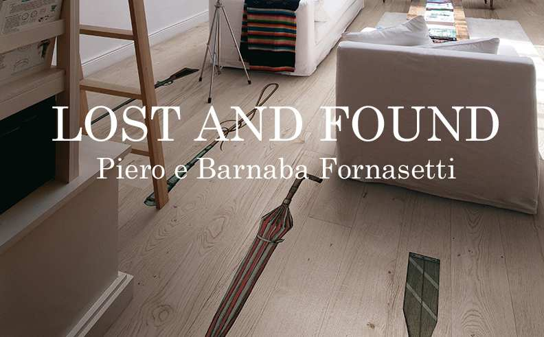 Parquet Lost and Found by Fornasetti	 3D Models