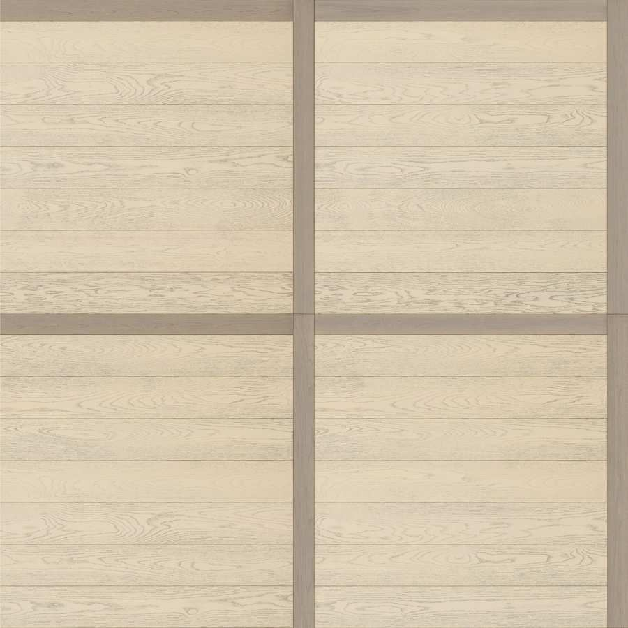 Parquet Engineered wood floors Compositions - X09 3D Models