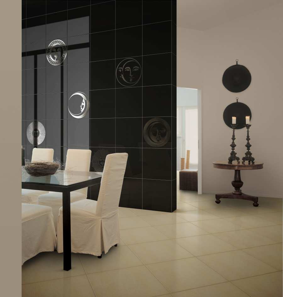Flooring ceramics Soli&Lune 3D Models