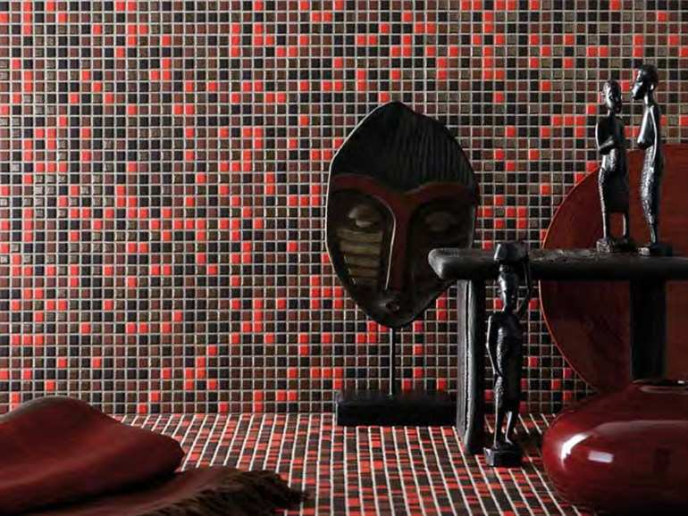 Ceramics for coverings Mix Styling Tribal Chic 3D Models