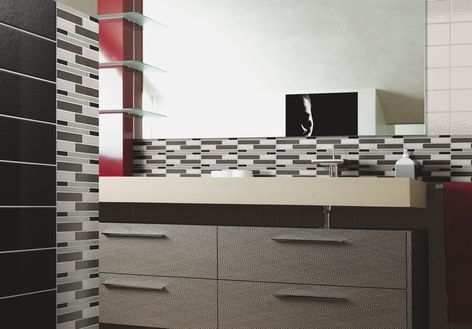 Ceramics for coverings Note di colore 10x40 3D Models