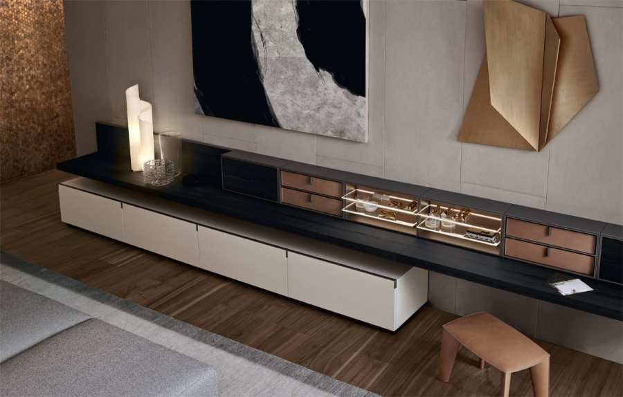 Living area furnishing accessories Day system - Quid 3D Models