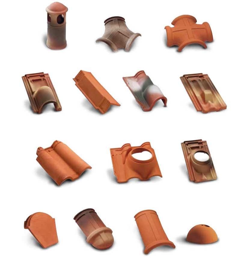 Roofs Accessories 3D Models