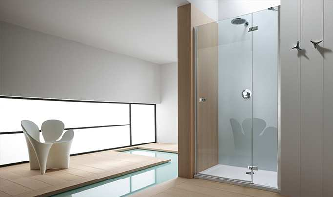 Box doccia Clap shower  3D Models