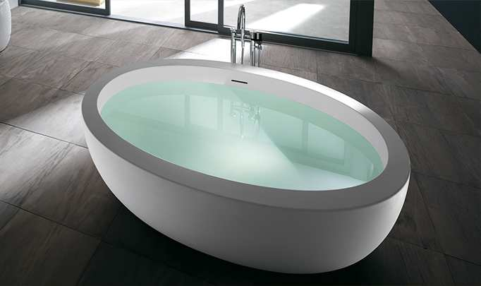 Bathtubs Feel bathtub 3D Models