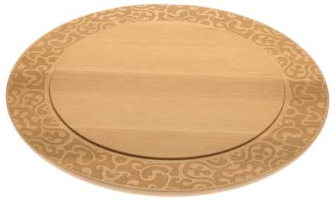 Decorative objects Cheese board MW23 3D Models