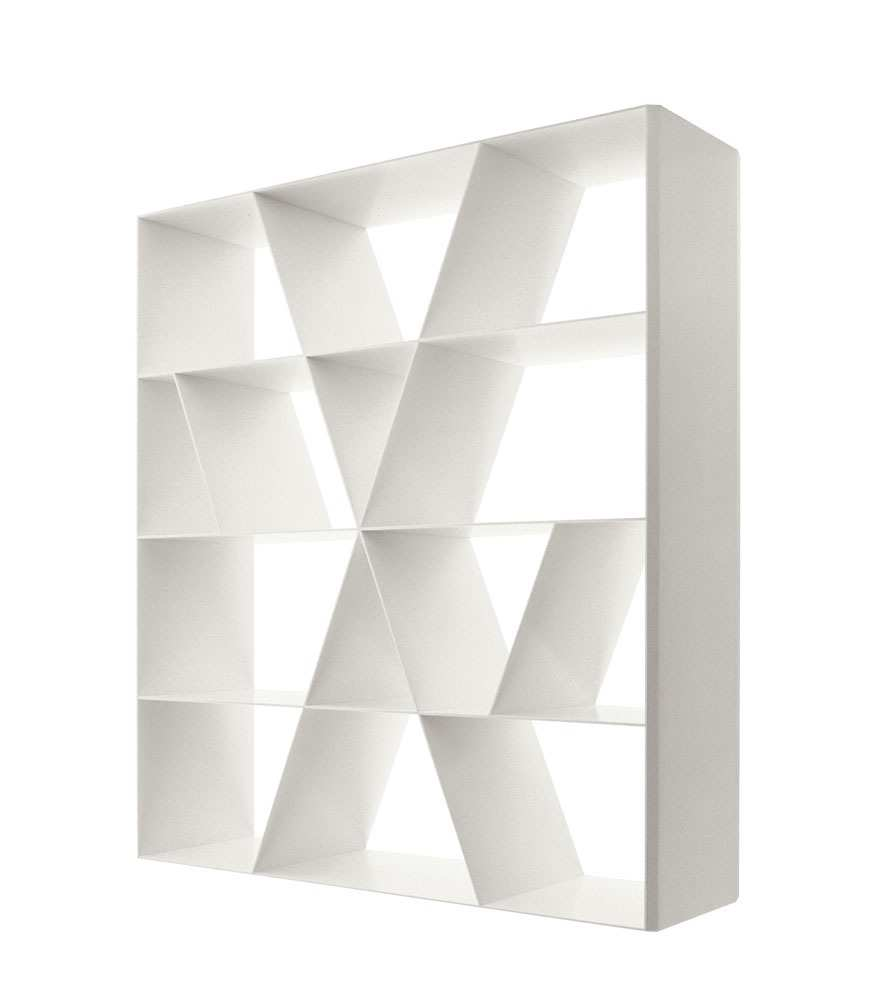 Bookcases Shelf X 3D Models