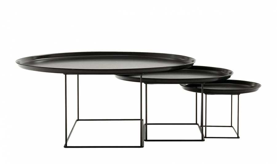 Low tables Fat Fat 3D Models