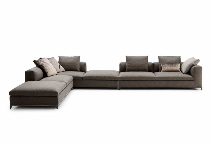 Sofas Michel Club 3D Models