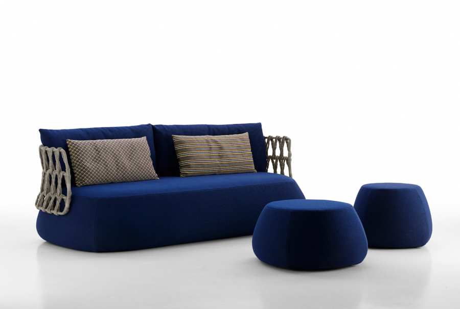 Sofas Fat-Sofa Outdoor 3D Models