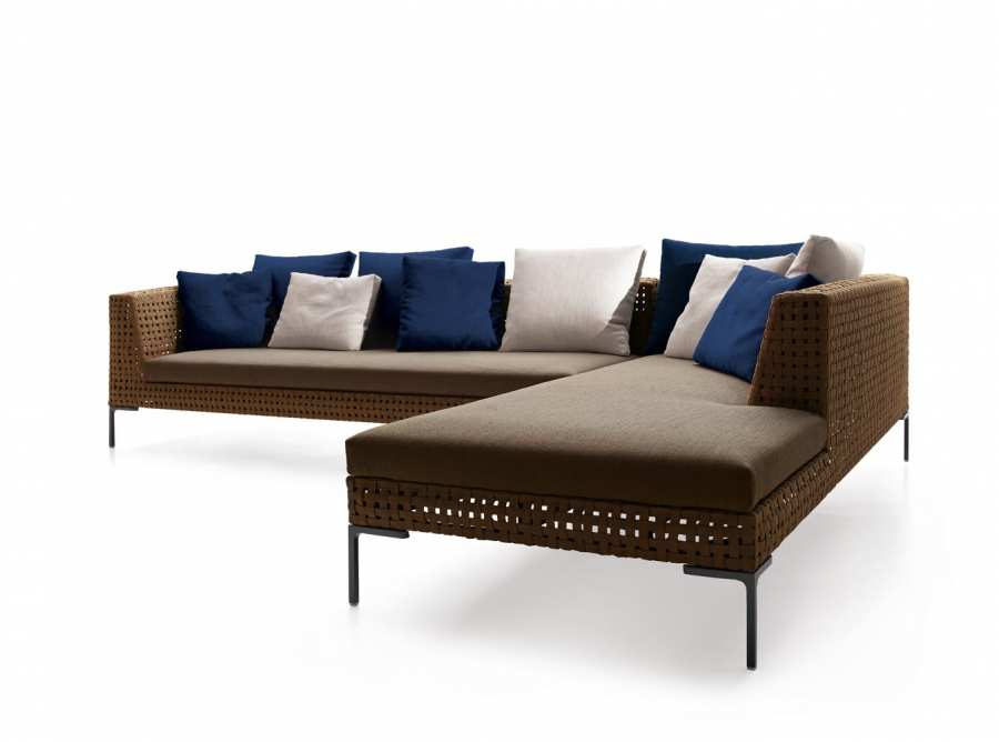 Sofas Charles Outdoor 3D Models