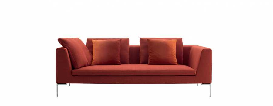 Sofa Charles 20 BIM Objects