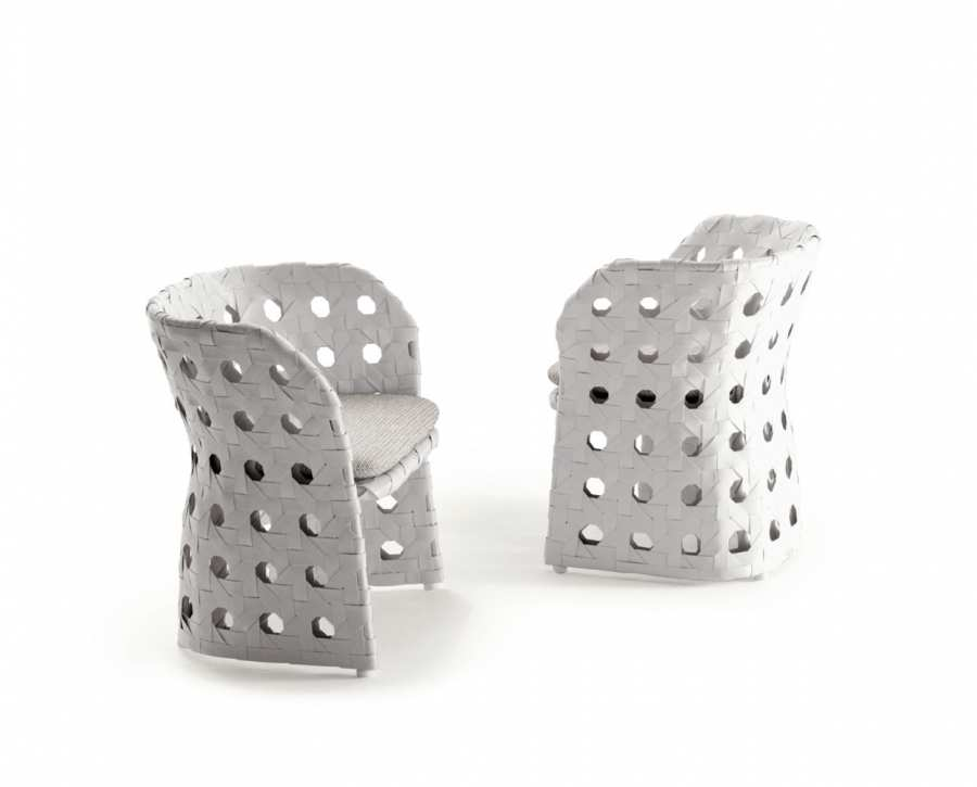 Chairs Canasta Outdoor 3D Models