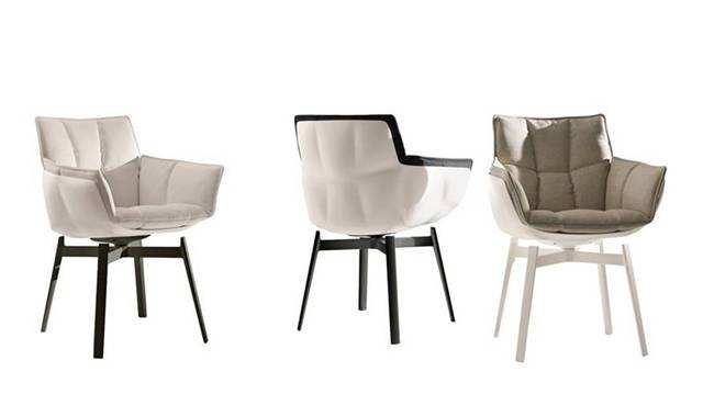 Chairs Husk Outdoor 3D Models
