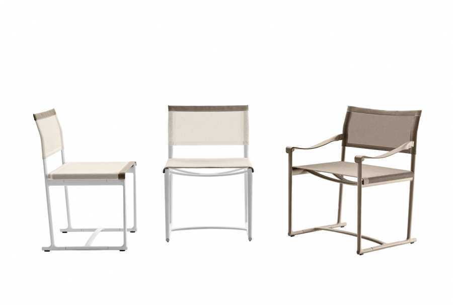 Chairs Mirto Outdoor 3D Models