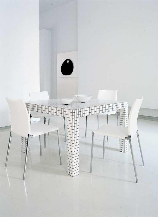 Tables Quaderna 3D Models