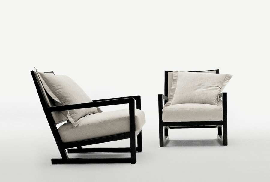 Armchairs Clio 3D Models