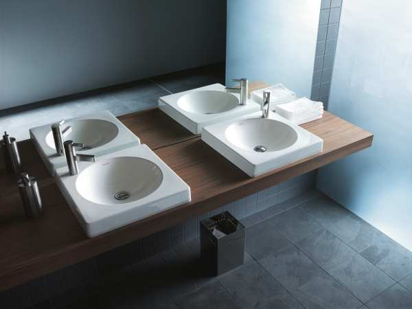 Washbasins Architec 3D Models