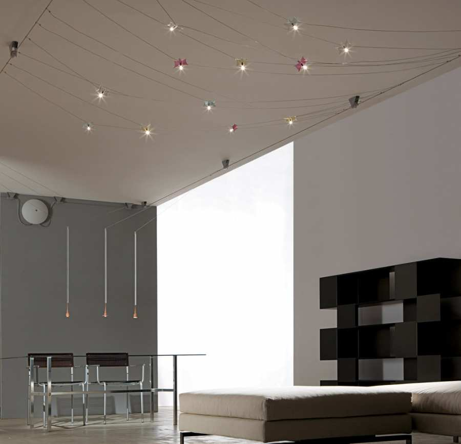 Ceiling lamps Orbite 3D Models